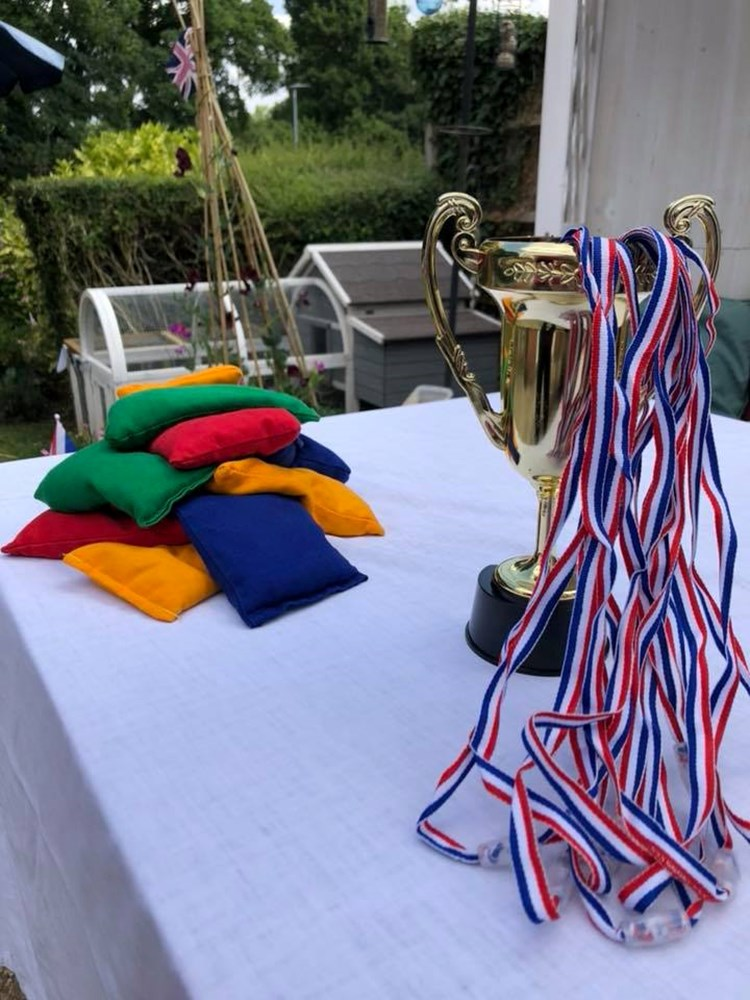 Medals and prizes